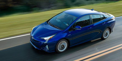 Research New Toyota Prius