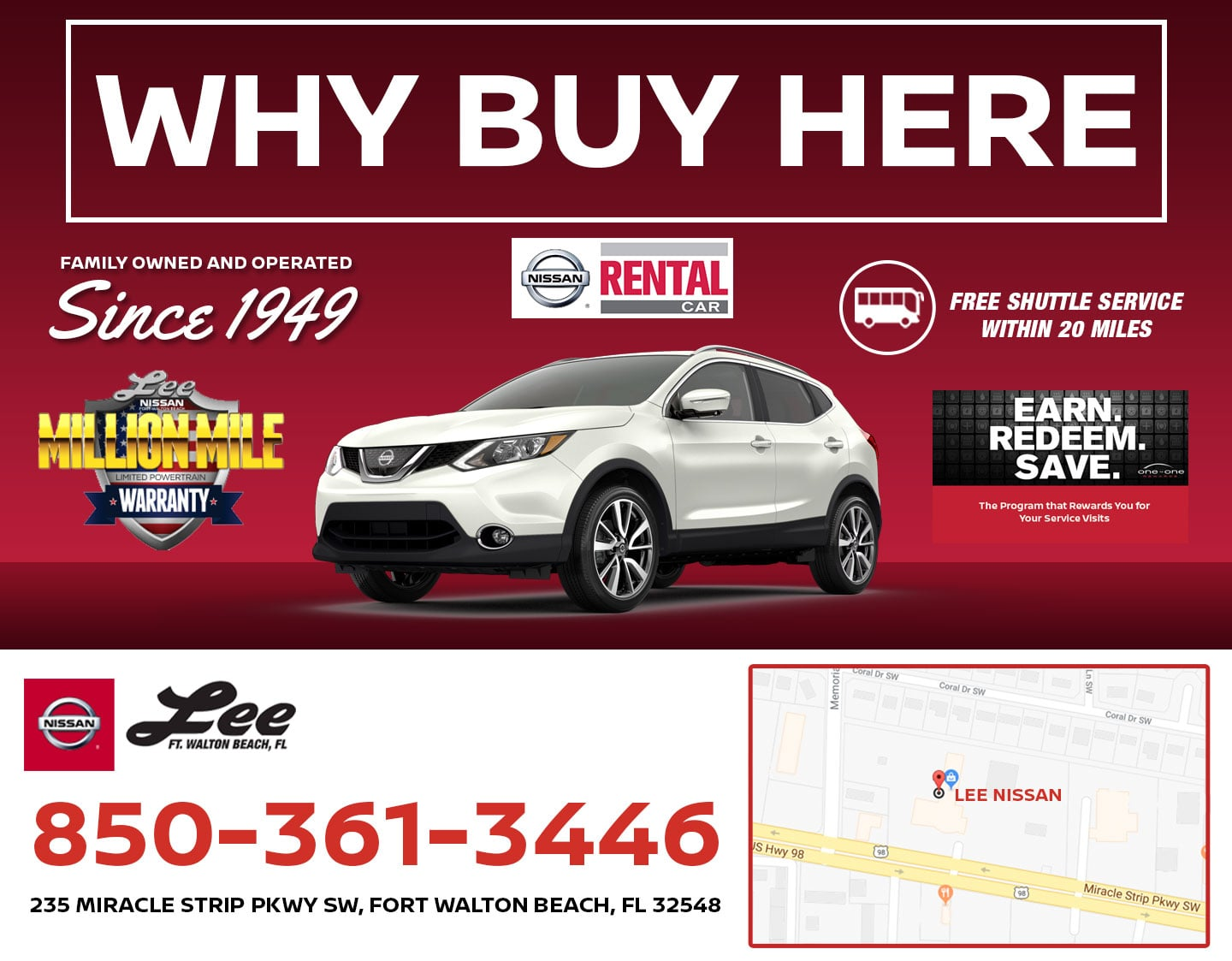 why buy here new cars for sale in fort walton beach fl lee nissan. Black Bedroom Furniture Sets. Home Design Ideas