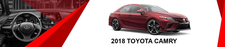 2018 toyota Camry at Toyota of Laramie