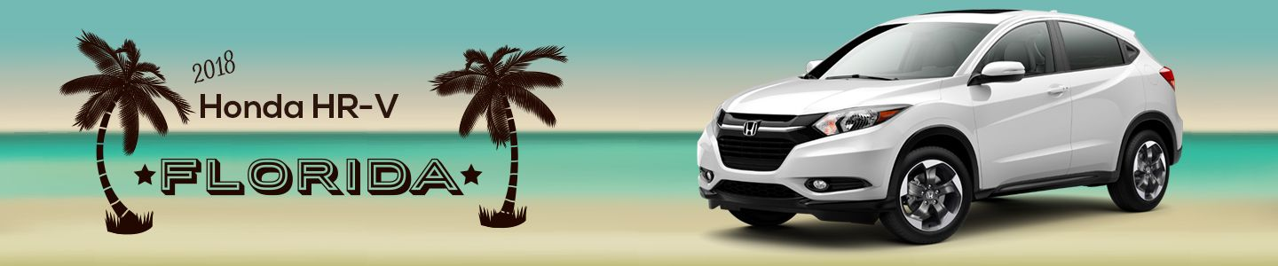 2018 Honda HR-V in Southwest Florida
