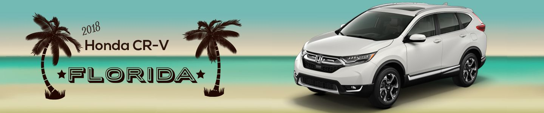 2018 Honda CR-V in Southwest Florida