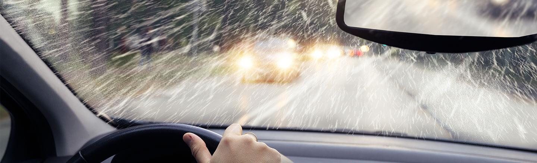 Toyota Walnut Creek, driving in the rain