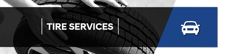 Mitchell Hyundai, tires service