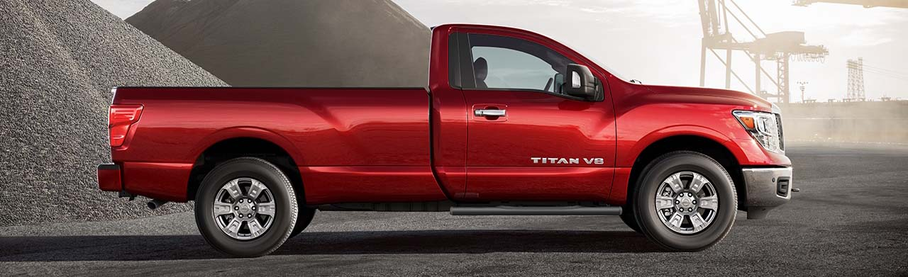 Attractive 2018 Nissan Titan® Trucks In Savannah, TN Near Selmer