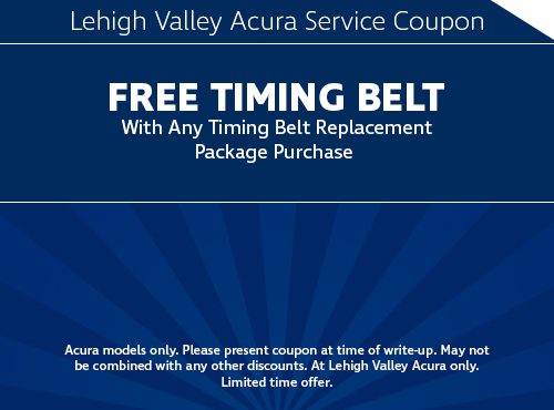 Acura Service Coupons And Specials Lehigh Valley Acura In Emmaus PA - Acura dealer service coupons