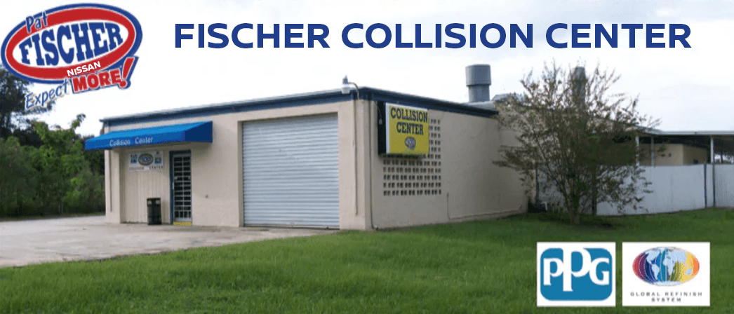 Nissan Collision Center near Titusville FL