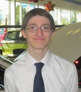 Jake  Mueller Bio Image