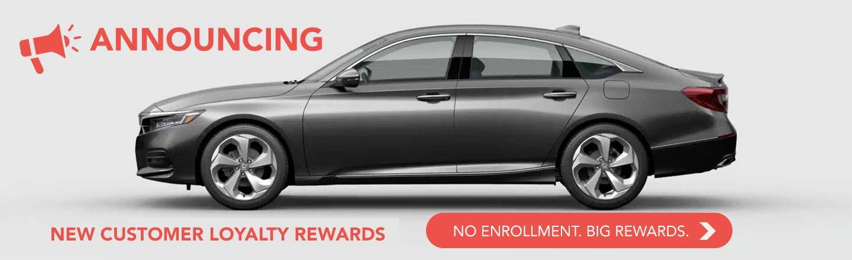 Customer Loyalty Rewards At Community Honda Of Orland Park