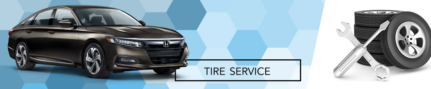 Tire Service at Community Honda of Orland Park