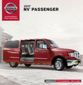 NV Passenger Van Brochure
