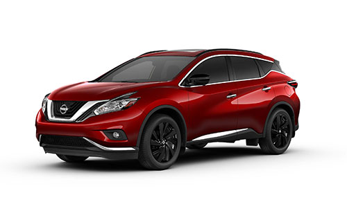 2018 Nissan Murano safety
