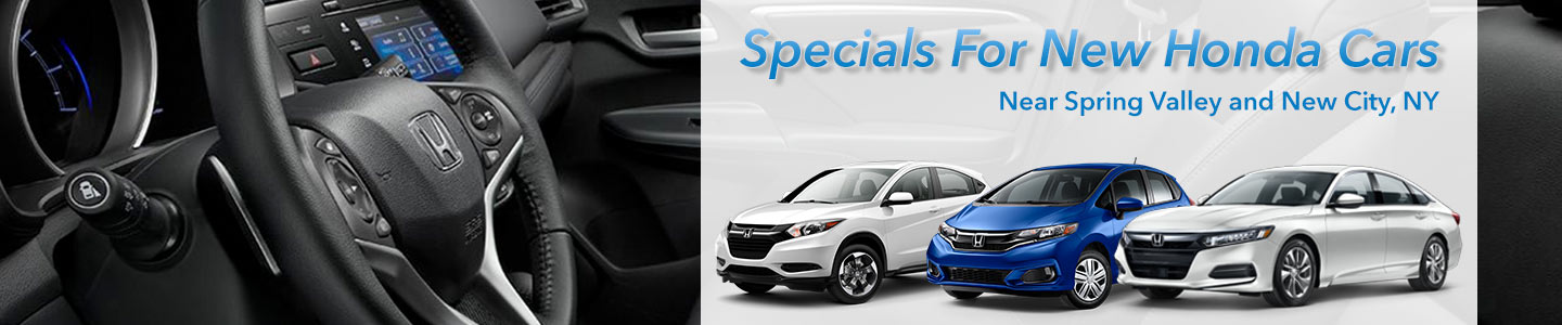 DCH Honda Of Nanuet Lease Specials