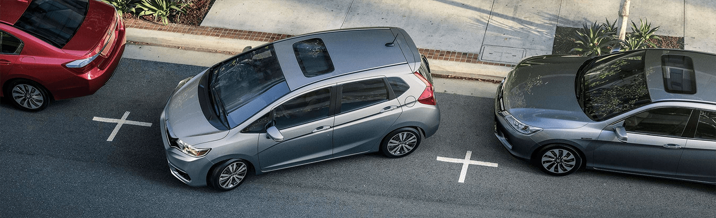 Command Hillside, New Jersey With a 2018 Honda Fit