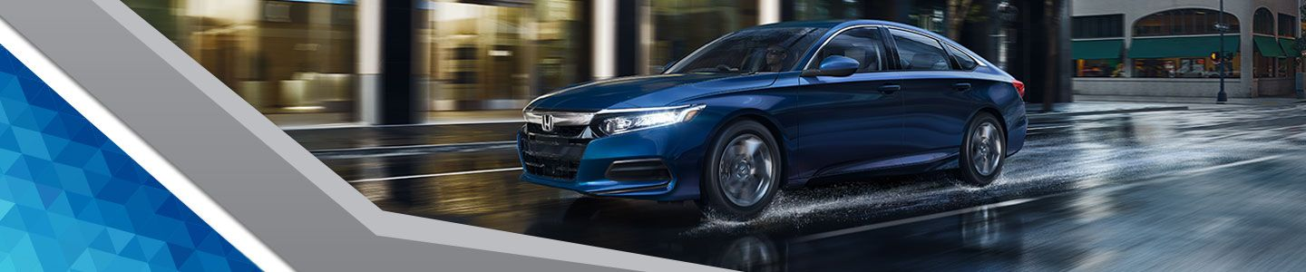 DCH Academy Honda, blue 2018 Honda Accord