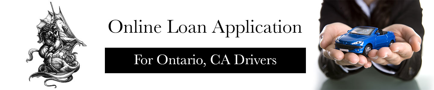 STG Auto Group Online Loan Application For Ontario