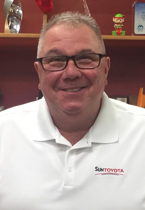 Joe Marazzi, Jr. assumes role as Executive Manager