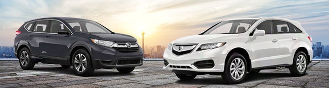 Compare RDX Lease Special To CRV EXL In Latham NY Northeast Acura - Best acura rdx lease deals