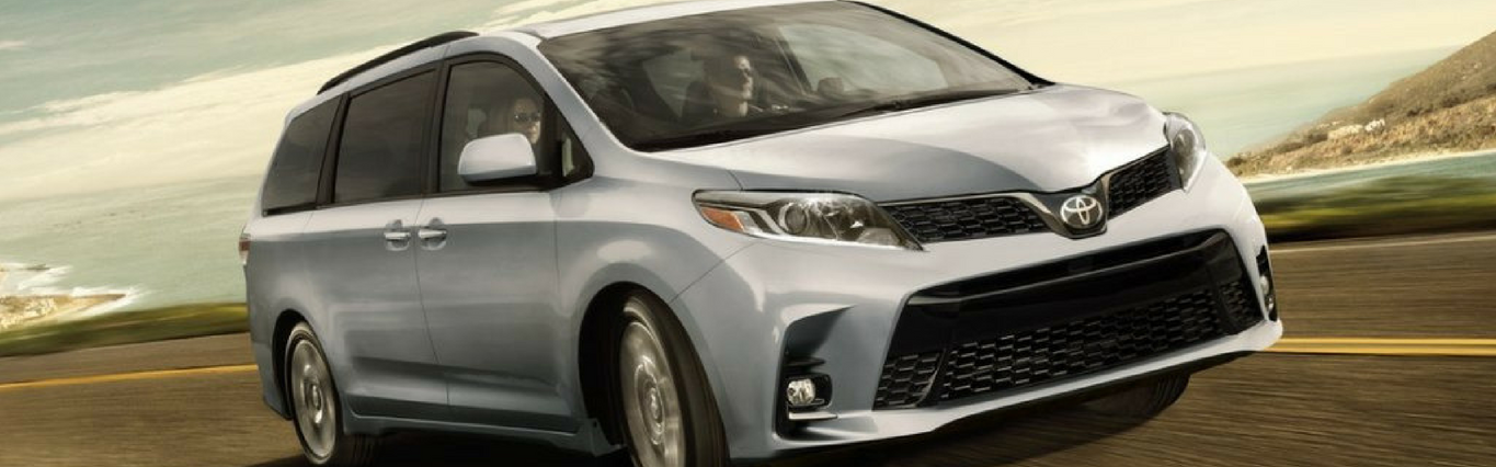 The New 2018 Toyota Sienna Minivan, In Stock Now At Capital Toyota In  Chattanooga,