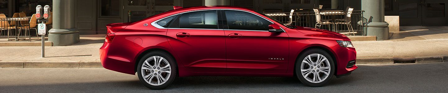 Experience Luxury & Style in the 2018 Chevrolet Impala