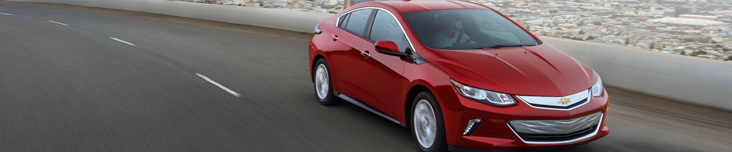 Enjoy the Best of Both Worlds with the 2018 Chevrolet Volt