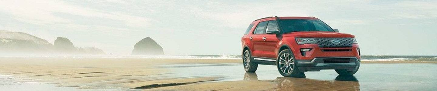 2018 Ford Explorer for sale near Clearwater, FL