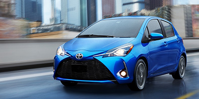 Research New Toyota Yaris