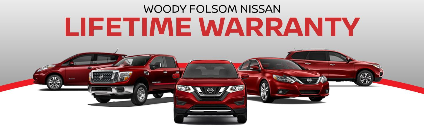 Lifetime Warranty at Woody Folsom Nissan of Vidalia, near Lyons, GA