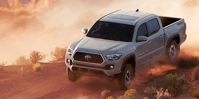 Research New Toyota Tacoma