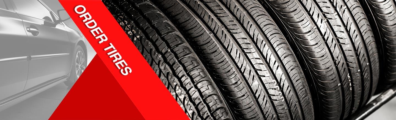 Order Tires at Johnson City Toyota