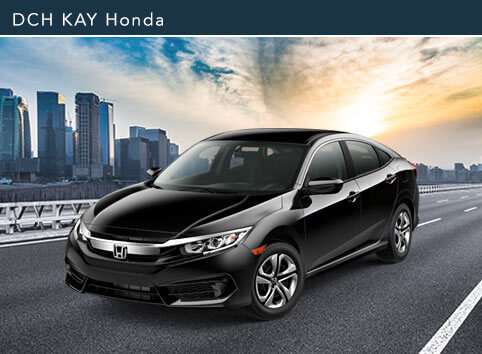 Honda Lease Offers In Eatontown, NJ | DCH Kay Honda