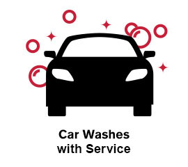 Car Washes with Service