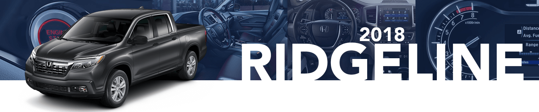 The 2018 Honda Ridgeline for sale near Brandon and Clinton, MS