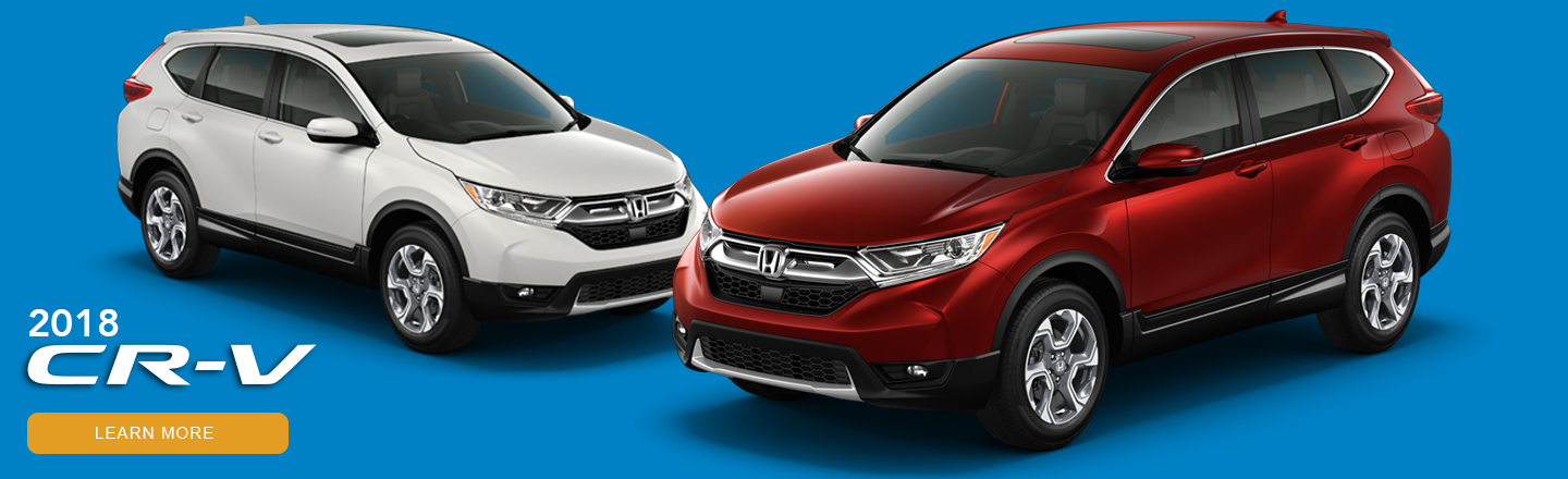 2018 Honda CR V At Fischer