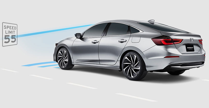 2019 Honda Insight Prototype Safety Sensing