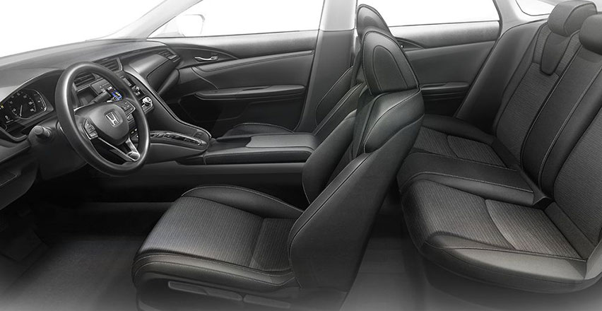 2019 Honda Insight Prototype interior