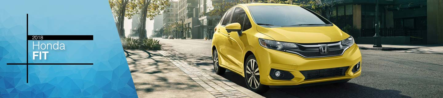 Brandon Honda 2018 Fit Hatchback