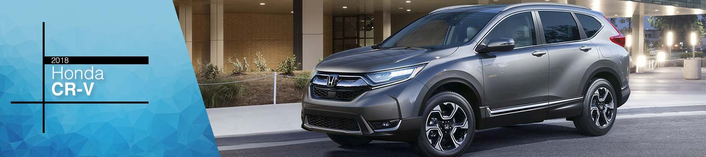 Brandon Honda 2018 CR-V SUV