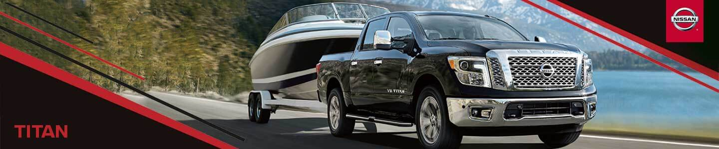 2018 Nissan Titan For Sale In Pascagoula, MS