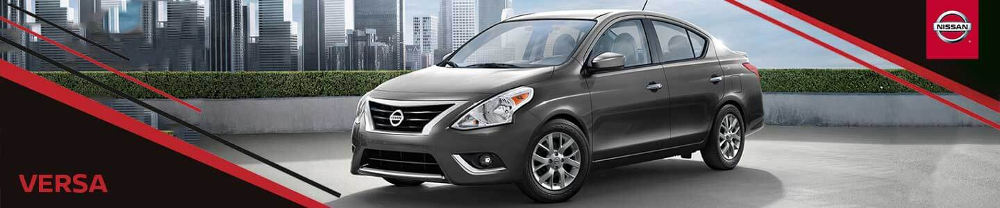 2018 Nissan Versa For Sale In Pascagoula, MS