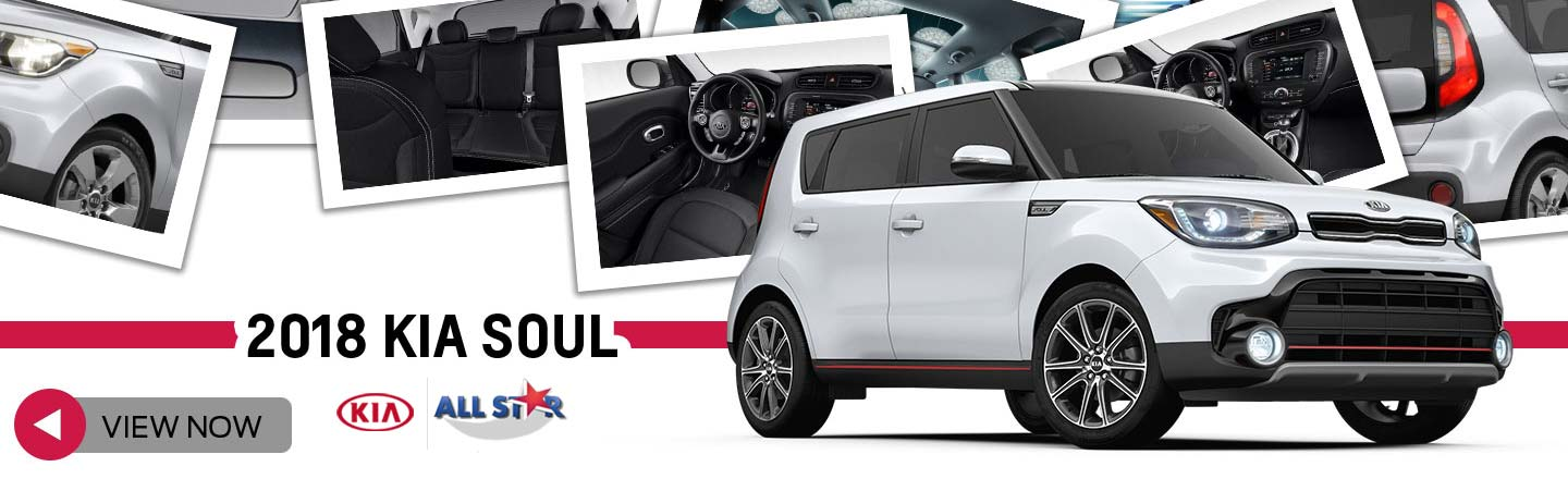Nice New 2018 Kia Soul For Sale At All Star Kia