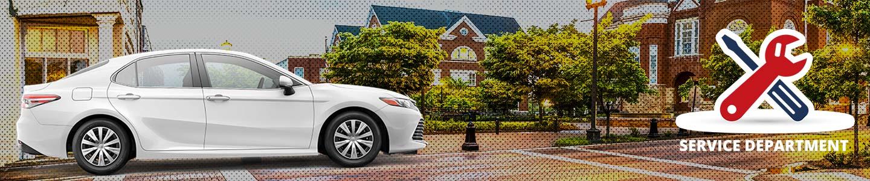 Toyota Service Department For Cape Girardeau U0026 Jackson, MO Drivers