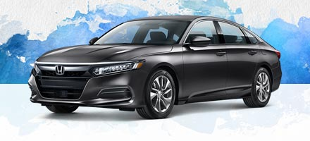 2018 Honda Accord Sedan LX AT