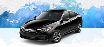 2018 Honda Civic 4DR LX MT