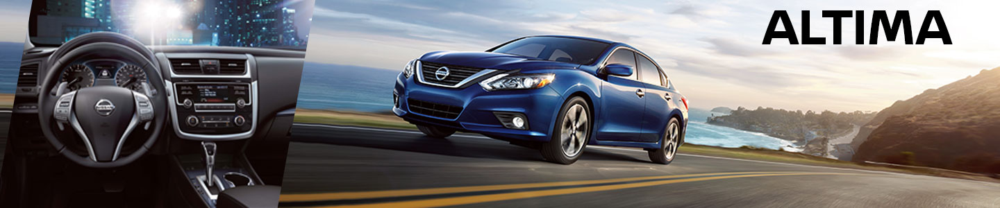 Explore the 2018 Nissan Altima in Freehold, NJ | DCH Freehold Nissan