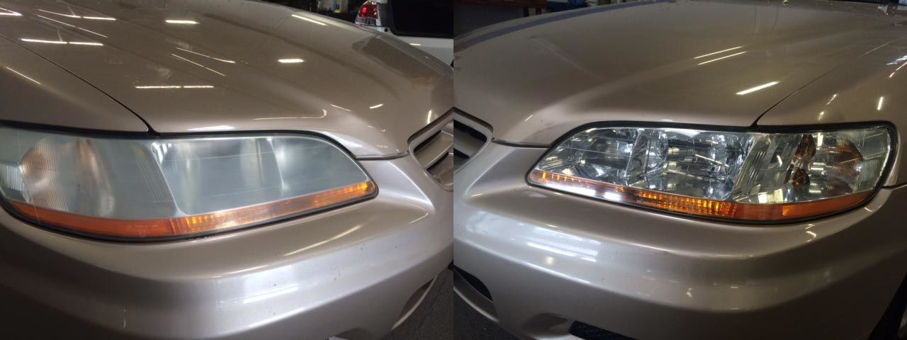 Detail Shop Before and After
