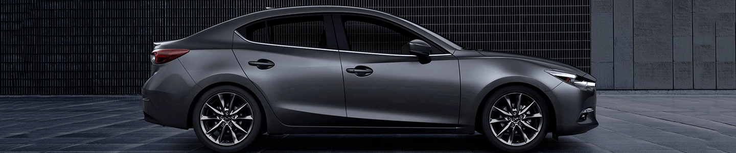 2018 Mazda3 Compact Hatchback & Sedan near Pearl City, HI