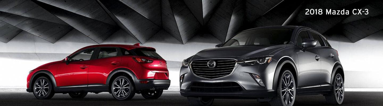 Cutter Mazda, 2018 Mazda Cx-3