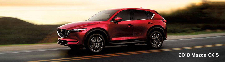Cutter Mazda, 2018 Mazda CX-5
