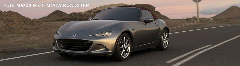 2018 Mazda MX-5 Miata Roadster