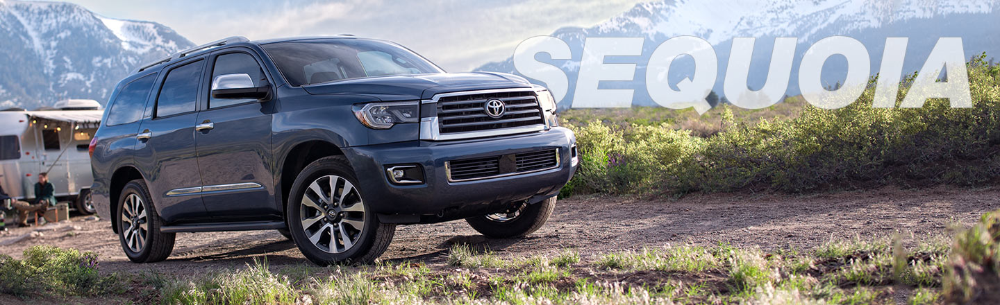 2018 Toyota Sequoia SUV For Sale in North Kingstown, RI